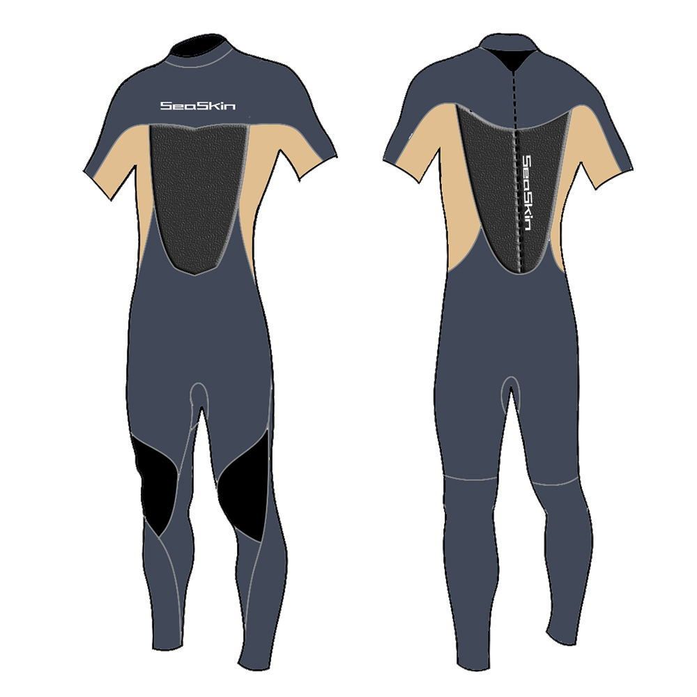Dw040 Seaskin Wetsuits 3