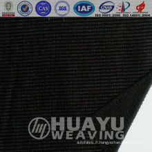 Huayu Mesh-Mesh Single Jersey Tissu