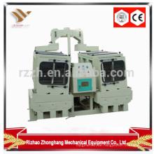 Neue Bedingungs-spezifische Schwerkraft-Reis-Separator-Maschine mit Doppel-Körper / Paddy-Separator / kleine Reis-Fräsmaschine