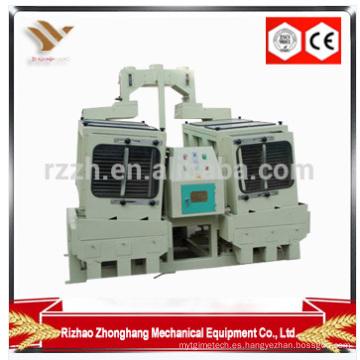 Nueva máquina de separación de arroz de gravedad específica de la condición con el separador doble del cuerpo / del arroz / pequeña máquina de moler del arroz