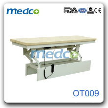 Hospital coated steel electric examination table OT009