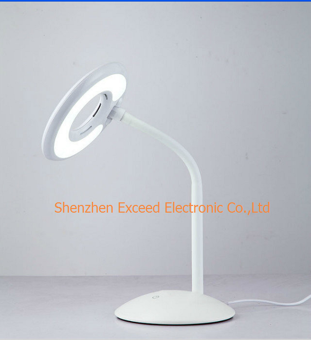 6W Round LED Table Light