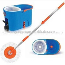 360 roating clean mop with pedal