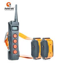 Colar de treinamento remoto personalizado Aetertek AT-919C