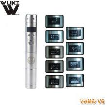 Adjustable center pin stainless steel black chrome vamo 6 ksd vamo v6