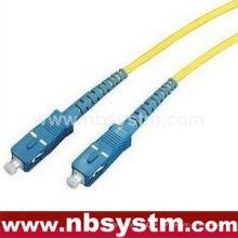 Lichtwellenleiter, SC-SC Sinnglemode Simplex (9/125 Typ)