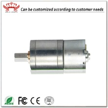 Micro Brushless Dc Motor With 25mm Diameter Gearbox