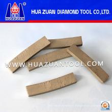 Алмазные сегменты 1200 мм для резки мрамора