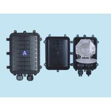 2 Portas 12 Cores Fibra Óptica Splice Encerramento