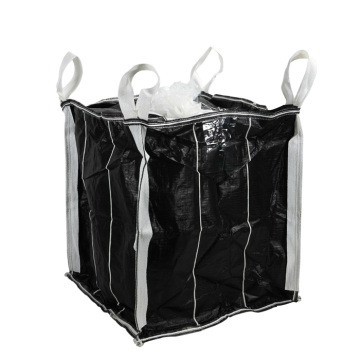 Self-Standing Bulk Bag Carbon Black Big Bag