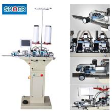 Máquina de costura com Full computadorizado