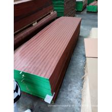 Fornecimento de fábrica de folheados de madeira projetada