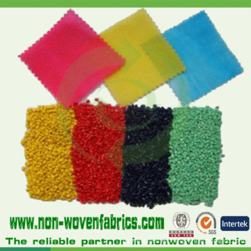 Tela no tejida de TNT 100% polipropileno para el mantel disponible