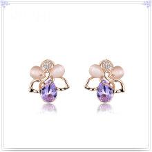 Crystal Jewelry Accessoires de mode Boucles d'oreilles en alliage (AE449)