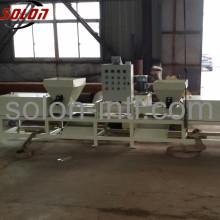 145mm size wood sawdust block board making machine