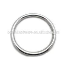 Мода Высокое качество металла Хром покрытием O кольцо