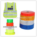 CY cinta de PVC cinta de alta visibilidad reflectante