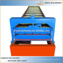 Máquina formadora de paredes, Máquina formadora de telhas, Máquina formadora de rolos