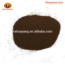 Precio de mercado de arena de manganeso de 35% min tratamiento de agua mno2