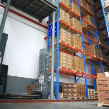 Q235 VNA resistente estante de acero de almacenamiento solución de almacenamiento