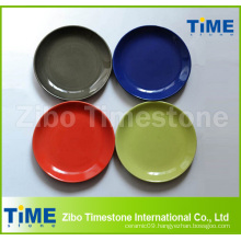Wholesale Ceramic Solid Color Dinner Plate