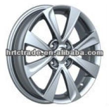 15 inch beautiful chrome sport replica wheels for suzuki