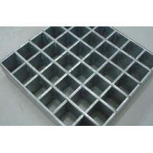 O tratamento de superfície da grade de aço de alta qualidade é galvanizado