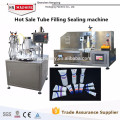 Filling Sealing Machine.Cosmetic Tube Filling And Sealing Machine.Hand Cream Tube Filling And Sealing Machine