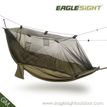 OEM Camping Mosquito Net Paracaídas Hamaca