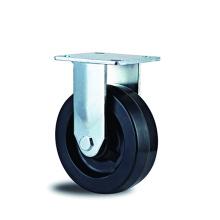Сверхмощное высокотемпературное нейлоновое жесткое колесо с жесткой рамой