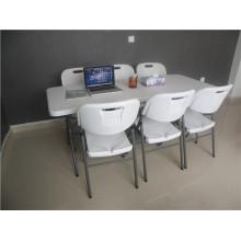 Складной стол 6FT Portable Plasitc для использования на открытом воздухе