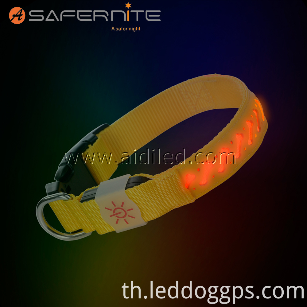 Illuminating Led Dog Collar
