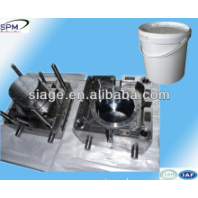 OEM/ODM precision custom made plastic paint bucket injection mould