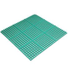 Anti-Slip Workshop Office Gym Rubber Flooring Tiles/Rubber Floor Mat