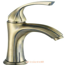 Sanitary Ware Single Handle Brass Basin Mixer