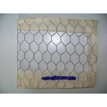 colar de quartzo hexagonal