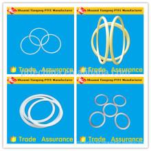 Venta al por mayor de precio PTFE Teflón O-ring fábrica en China