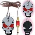 Skull Tattoo Schalter Fußpedal für Tattoo-Power-Supply-Set