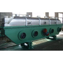 Fluid bed drier of boric acid