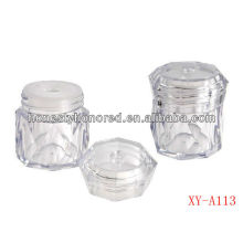 Hot Sale Cosmetic Plastic Loose Powder Case Wholesale