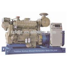 Gerador diesel marinho de 625kva com certificado de CCS