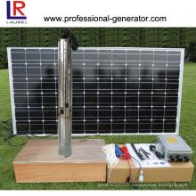 Pompe d'eau solaire submersible DC