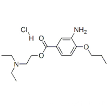 Proparacaine hydrochloride CAS 5875-06-9