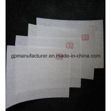 Alfombra de poliéster de alta calidad / Membrana perforada de la estera del poliester de la aguja