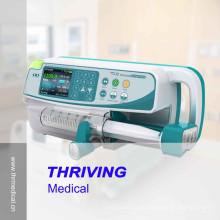 Pompe de seringue supérieure médicale (THR-SP400)