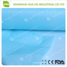 China Supply High Grade Medizinische Untersuchung PE Einmal-Tissue Papier Jumbo Roll mit hoher Qualität