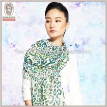 Wholesale chinese hangzhou women fashion digital print silk scarf