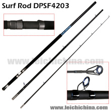 Novo tipo de vara de pesca de surf de alto carbono