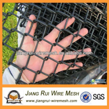 coated border black garden wire mesh fence