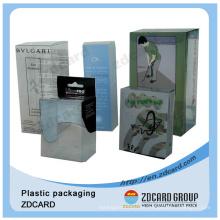Caixa de plástico / caixa de PVC / pacotes de plástico